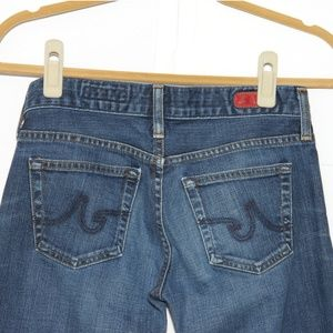 Ag Adriano Goldschmied Jeans - AG Adriano Goldschmeid Tomboy Crop Jeans 26R